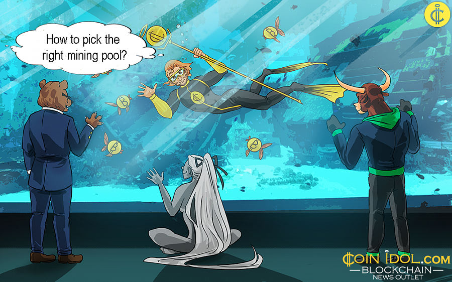 Now, pools appear to be a big deal for crypto investors who want to venture into mining.