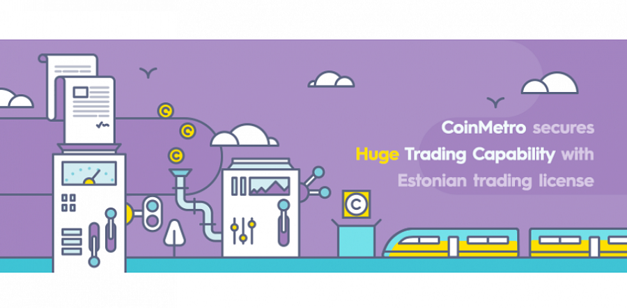 CoinMetro secures huge trading capability