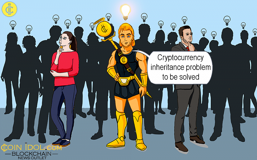 Due to decentralization and immutability of cryptocurrency it is difficult to gain access to a crypto wallet if its owner dies. There are several companies offering a solution.