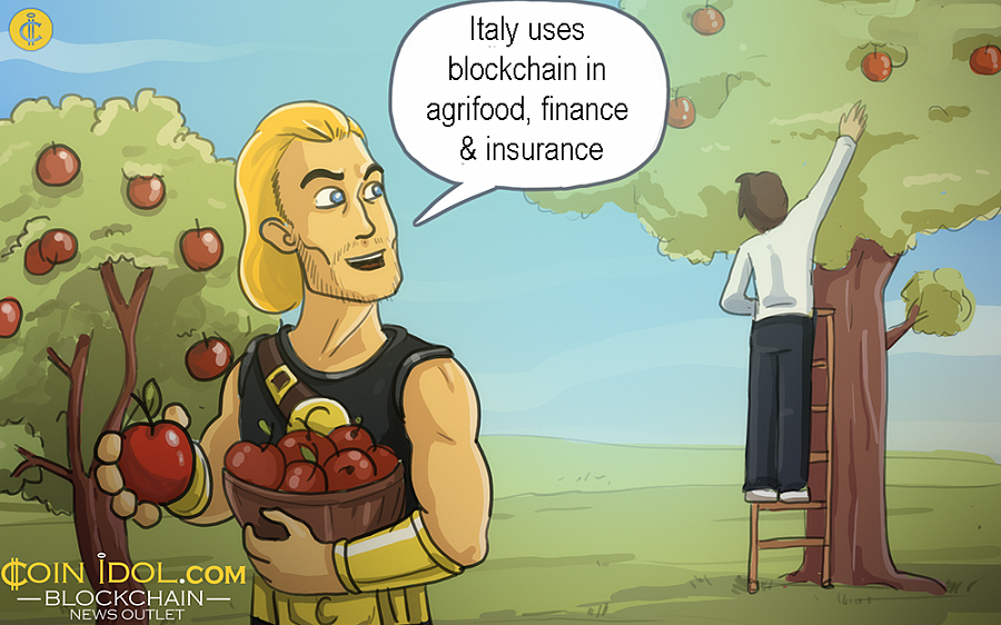 Blockchain technology in Italy has managed to maneuver into an entrenched corporate environment, in startups and several fields such as Agrifood, finance and insurance.