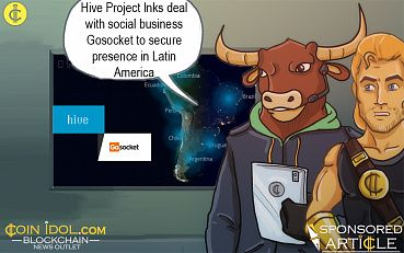 Blockchain Invoice Financing Platform Hive Project Inks Deal with Social Business Gosocket to Secure Presence in Latin America