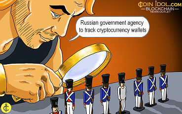 Russian Government Agency to Track Cryptocurrency Wallets of Suspected Criminals