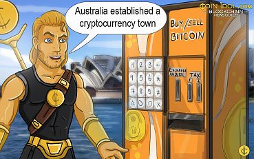Australia Has Spawned a Whole Town Oriented Mainly Toward Cryptocurrency