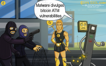 Malware Divulges Bitcoin ATM Vulnerabilities, Goes Up For $25,000