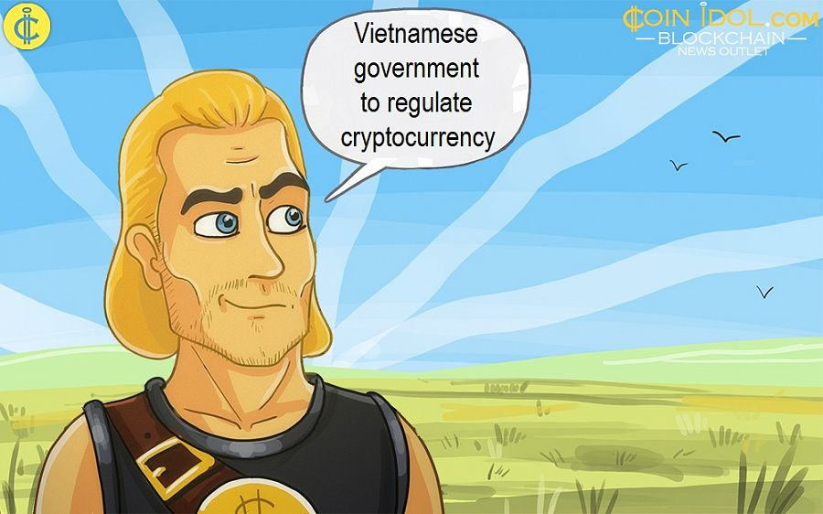Vietnamese government to regulate cryptocurrency