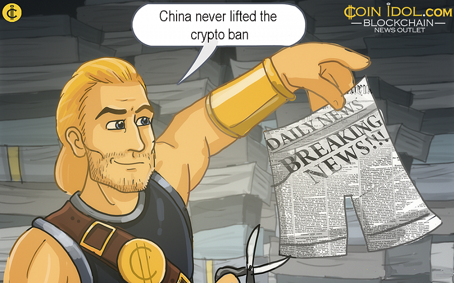 Unfortunately, it has turned out to be fake news and this has totally annoyed the Chinese cryptocurrency enthusiasts.