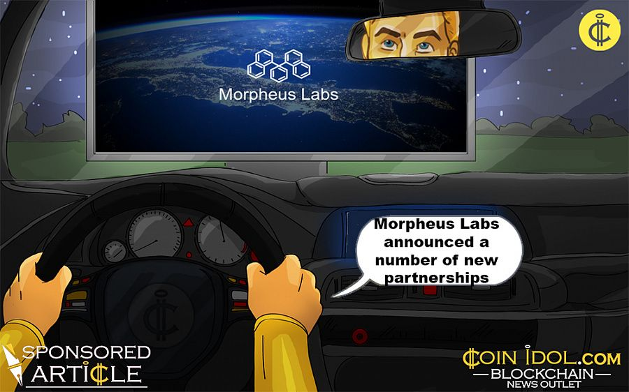 Morpheus Labs announced new partnerships