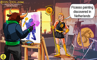 Art & Blockchain: Picasso Painting Discovered in Netherlands
