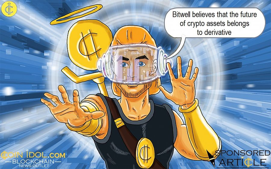 Bitwell believes that the future of crypto assets belongs to derivative