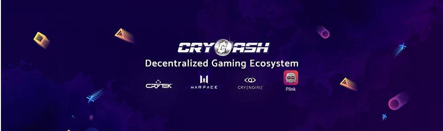 CRYCASH partners with Crytek