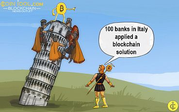 Italian Banks Switch to Blockchain: Over 100 Institutions Apply the Technology