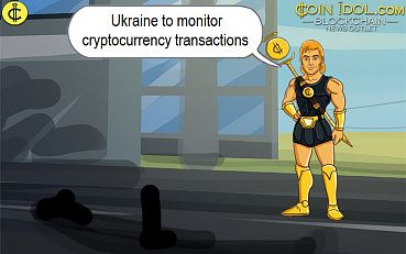 Ukraine to Supervise Bitcoin & Cryptocurrency Transactions Above $1,200