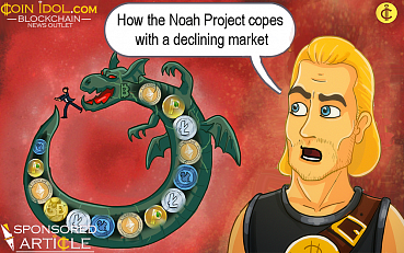 Through Difficulties to Stars: How the Noah Project Copes With a Declining Market