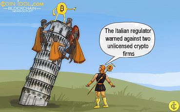 Italian Watchdog Warns & Ceases Unlicensed Crypto Mining Operators