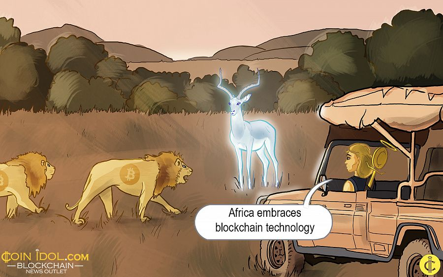 Africa embraces blockchain