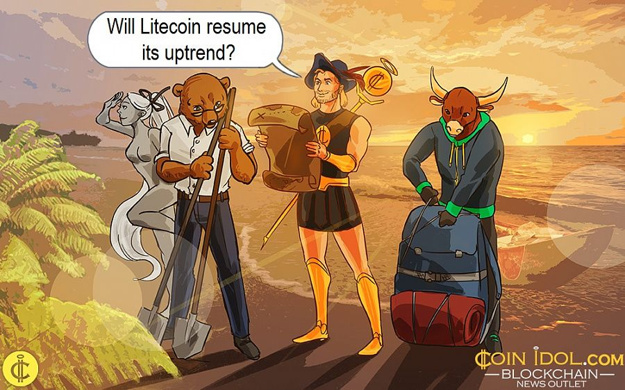 Will Litecoin resume its uptrend?