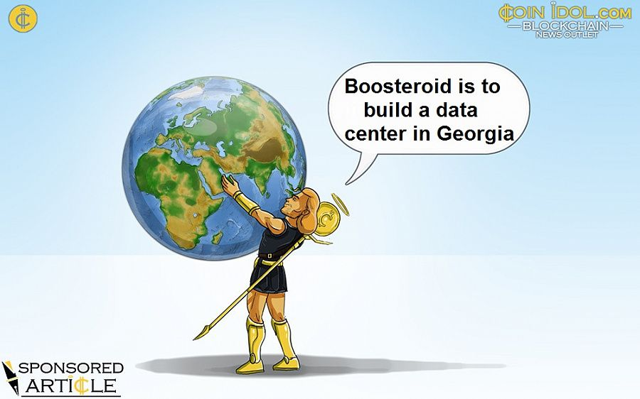 Boosteroid is to build a data center in Georgia