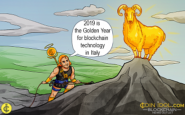2019 is the Golden Year for Blockchain Technology in Italy
