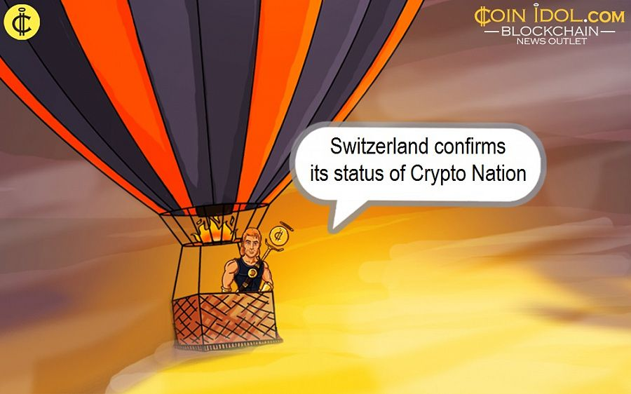 Crypto Nation Is Growing: Switzerland Improves Environment for Blockchain and Cryptocurrency