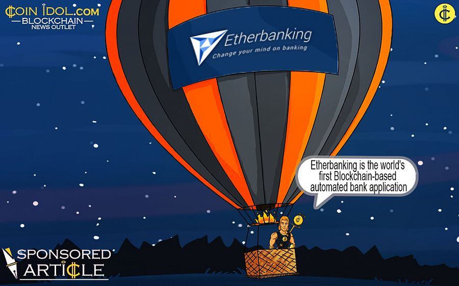Etherbanking launches ICO