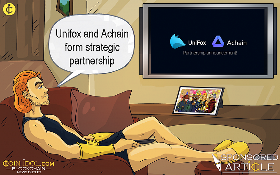 UniFox continues with their plans to support and cooperate with projects with a great and solid community.