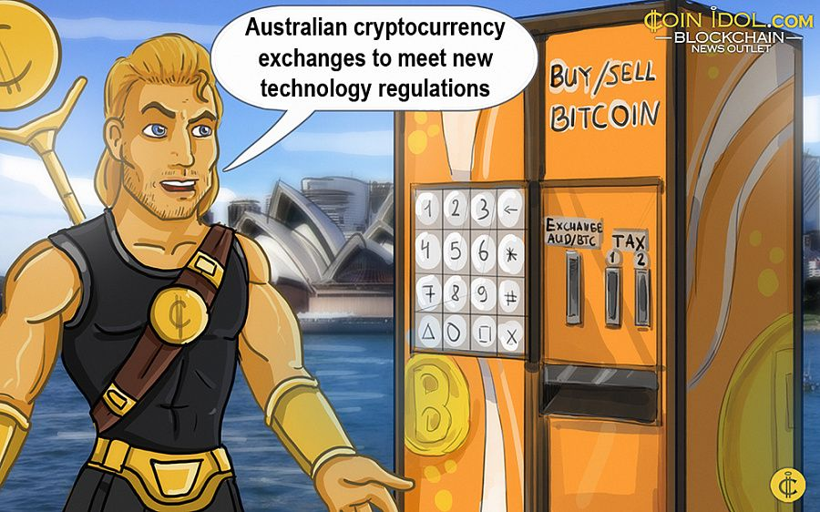 New technology regulations in Australia