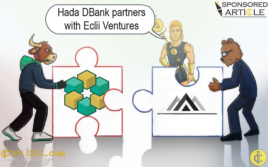 Hada DBank partners with Eclii Ventures