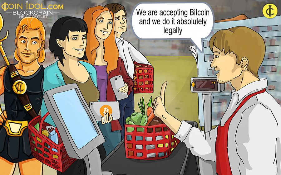 Russian businesses are already accepting Bitcoin payments and claim that they do it absolutely legally.