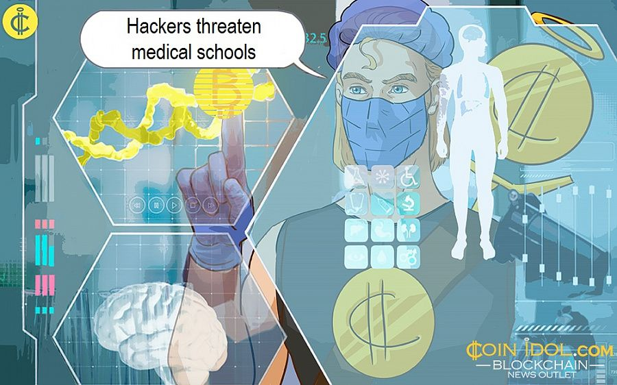 Hackers threaten medical schools
