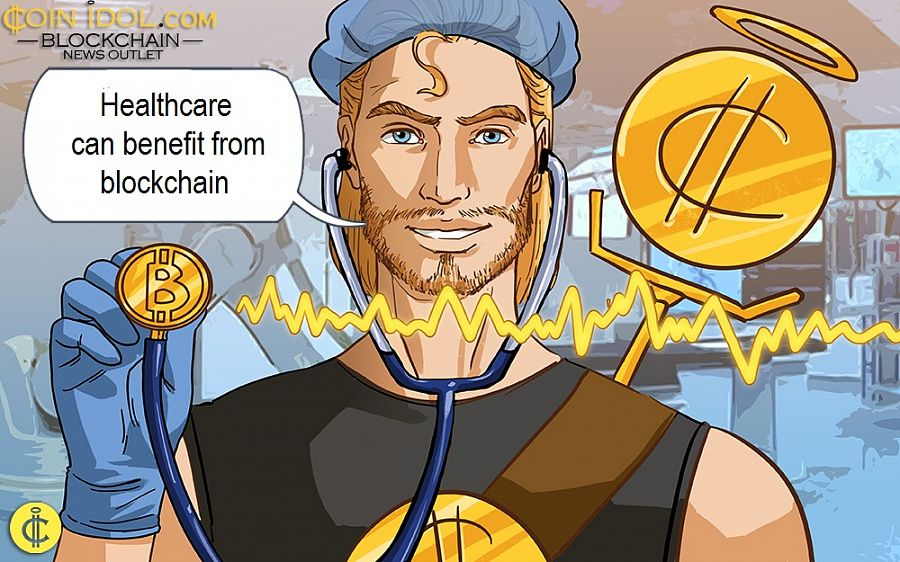 Healthcare can benefit from blockchain