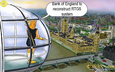 Bank of England to Reconstruct RTGS System to Interconnect with Blockchain Platforms