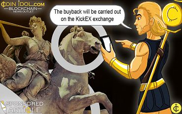 On September 1, the KickEX Exchange Will Buy Back KICK at a Price of $0.00015 per Token