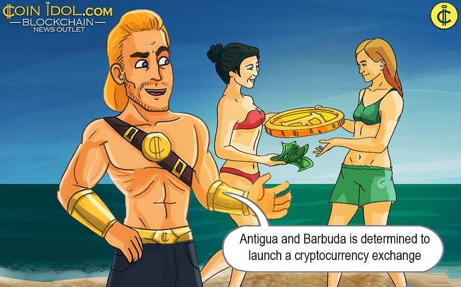 Antigua and Barbuda to launch its own cryptocurrency exchange