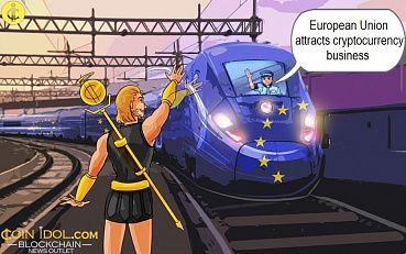 European Regulations Lead Crypto Startups to Choose the EU over the US