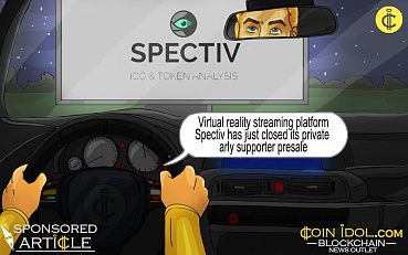 Virtual Reality Ad Tech ICO Spectiv Receives Over $1 Million in Presale