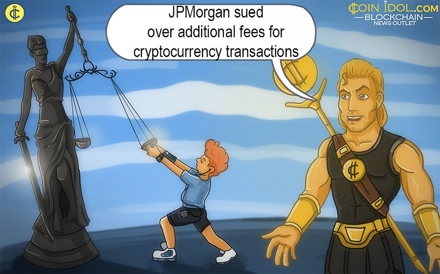 JPMorgan sued over additional fees