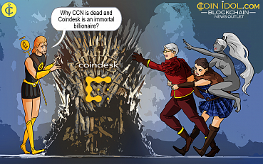 Why CCN Is Dead and Cost Zero and Coindesk Is an Immortal Billionaire?