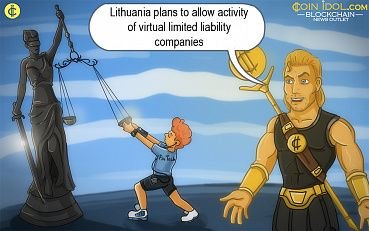 Lithuania Plans to Allow Activity of Virtual Limited Liability Companies