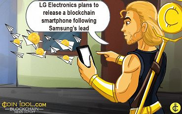 LG Electronics to Launch Blockchain-Powered Smartphone