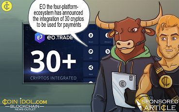 EO.Trade Promised 20 Cryptos in its Ecosystem But Has Already Integrated 30 Within the First Month of Presale