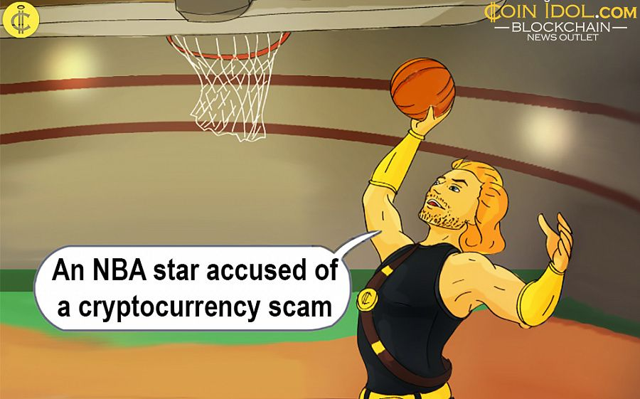 Basketball player accused of a scam