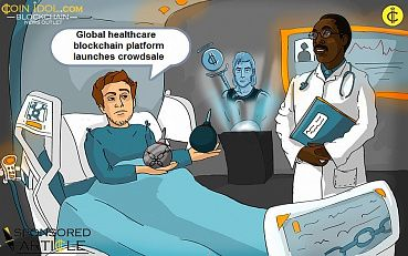 WELL, Global Healthcare Blockchain Platform, Launches Crowdsale