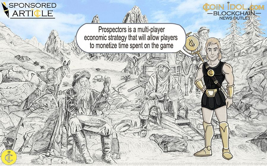 MMORTES Prospectors is a multi-player online real time economic strategy