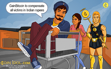 Founder of GainBitcoin Has Offered to Compensate All Victims in Indian Rupees