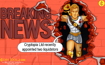 Cryptopia Cryptocurrency Exchange Employs Liquidators