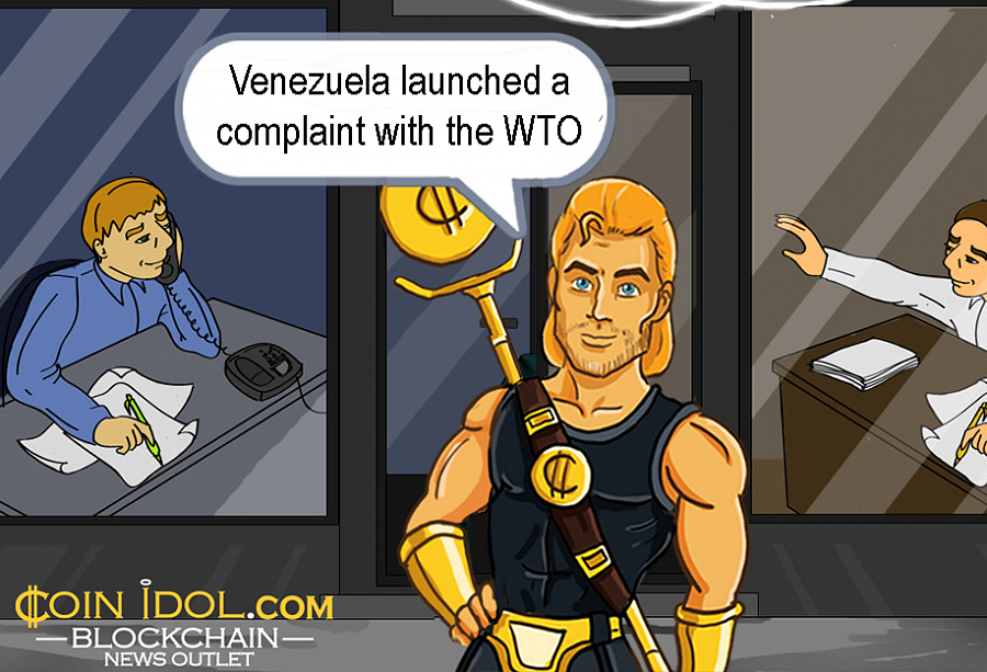 The complaint affirms that the squeezing trade-restrictive measures imposed on Venezuela's national digital currency known as the Petro, are not in conformance or agreement with the WTO's General Agreement on Trade in Services (GATS) regulation.