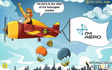 I'm aero is the Uber of the Helicopter Market