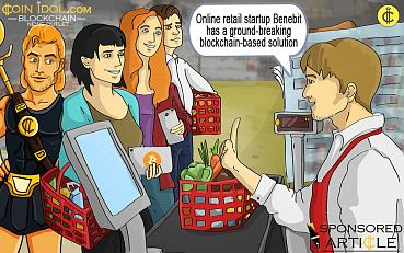 Blockchain Startup, Benebit, Announces Disruptive Platform For The Online Shopping Industry