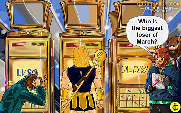 Cryptocurrency Market Analysis: 5 Biggest Losers of March, 2021