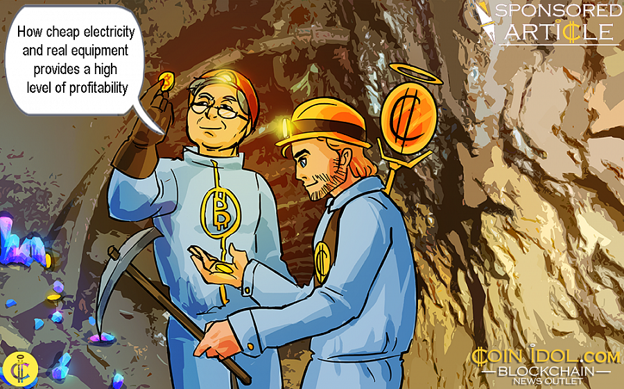 Unfortunately, at this point of market development, traditional mining requires considerable expenditures in order to be profitable, thus losing its attractiveness for the regular user.